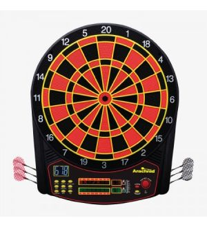 Arachnid CricketPro 450 Electronic Soft-Tipped Dart Board