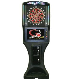 Arachnid Galaxy 3 LIVE Electronic Dart Game ***NOW WITH FREE FREIGHT FOR A LIMITED TIME