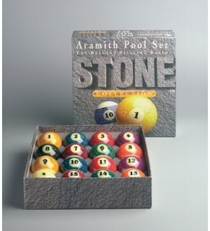 Aramith Premier Stone Billiard Ball Set