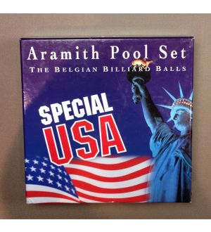 Aramith American Beauty Billiard Ball Set