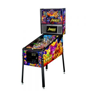 AVENGERS Infinity Quest Premium Pinball Machine by Stern*ORDERS BEING TAKEN NOW FOR JANUARY PRODUCTION***NOW WITH FREE FREIGHT INCLUDED!!!