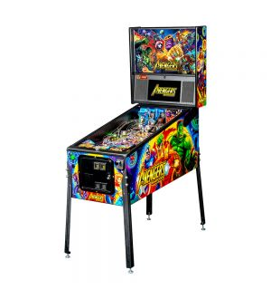 AVENGERS Infinity Quest Pro Pinball Machine by Stern*ORDERS BEING TAKEN NOW FOR JANUARY PRODUCTION***NOW WITH FREE FREIGHT INCLUDED!!!