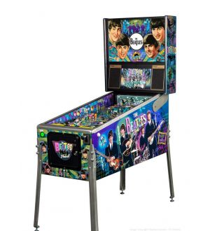 BEATLES Gold Pinball Machine by Stern ***ONLY A FEW LEFT! ***Now with FREE FREIGHT for a Limited Time only!!!