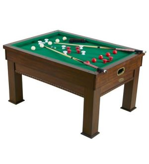 Berner Bumper Pool Table *** NOW WITH FREE FREIGHT INCLUDED!!!
