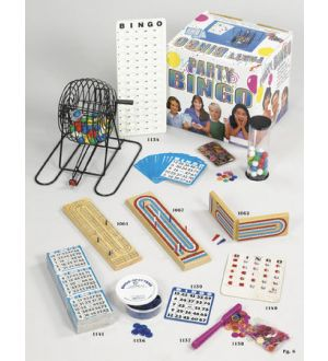 Deluxe Party Bingo Set