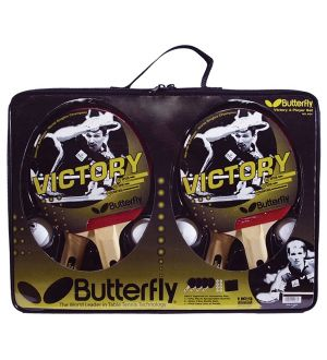Butterfly Victory Four Player Set