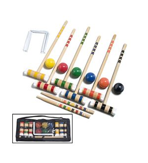 Official Croquet Set