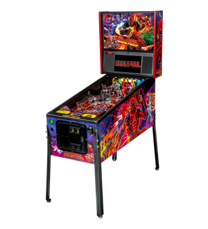 DEADPOOL Pro Pinball Machine by Stern Pinball ***NOW WITH FREE FREIGHT INCLUDED!!!