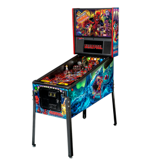 DEADPOOL Premium Pinball Machine by Stern Pinball ***NOW WITH FREE FREIGHT iNCLUDED!!!