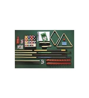 Pinnacle Deluxe Billiard Accessory Kit