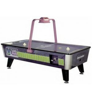 Great American Power Hockey 8 foot with Electronic Scoring and Overhead Light Bar ***NOW WITH FREE FREIGHT!