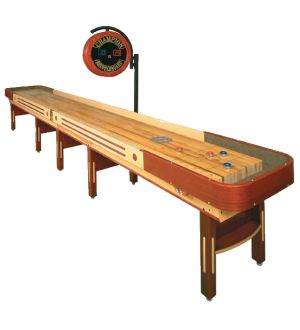 The Grand Champion by Champion Shuffleboard *NOW WITH CURBSIDE SHIPPING INCLUDED!