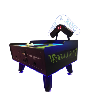 Great American Boom-A-Rang Air Hockey Table ***NOW WITH FREE SHIPPING FOR A LIMITED TIME!!!