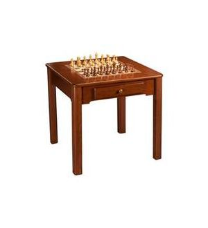 The Cambria Chess Checker and Backgammon table. MADE IN THE USA.