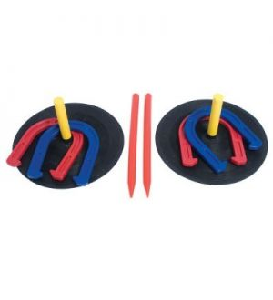 Indoor-Outdoor horseshoes