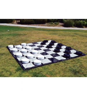 Ginormous Checkers