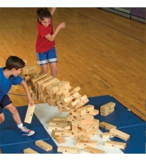 Super Jumbo Stacking Blocks