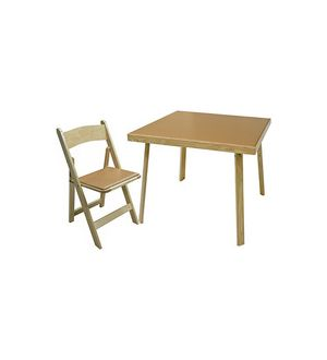 Kestell Folding Card Table
