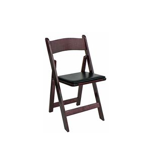 Kestell Folding Wooden Chairs
