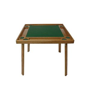Sequoia Game and Card Table