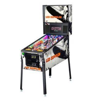 NEW Led Zepplin PREMIUM Pinball Machine by Stern***Shipping late January 2021