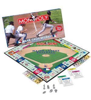 Monopoly, MLB Edition