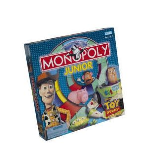 Monopoly Jr., Toy Story Edition