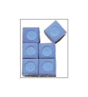 Economy Billiard Chalk, blue