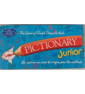 Pictionary Jr.