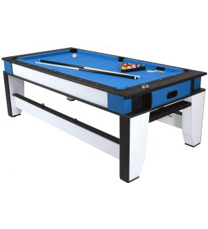 Playcraft Flip 2-in-1 Billiard and Air Hockey Combo Table ***NOW WITH FREE SHIPPING!!!
