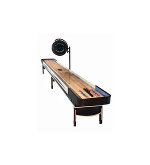 NEW Telluride Espresso Premium Shuffleboard Table ***NOW WITH FREE FREIGHT FOR A LIMITED TIME!!!