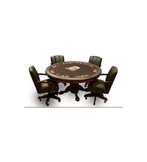 Premium Poker Table Set