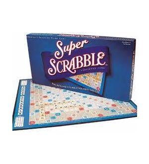 Super-Sized Scrabble