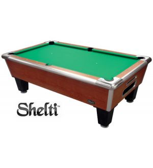 Shelti Bayside Commercial Grade Billiard Table