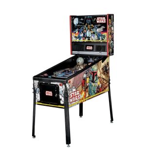 Star Wars Comic Art Home Pinball Machine by Stern***NOW WITH FREE FREIGHT!!!