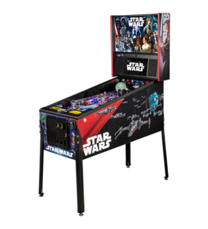STAR WARS Pro Pinball Machine  ***NOW WITH FREIGHT INCLUDED!!!