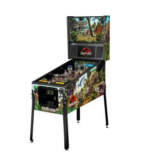 Jurassic Park Pro Pinball Machine by Stern *ORDERS BEING TAKEN NOW FOR JANUARY PRODUCTION***NOW WITH FREE FREIGHT!!!