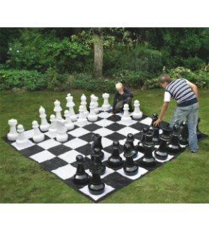 Ginormous Chess Set