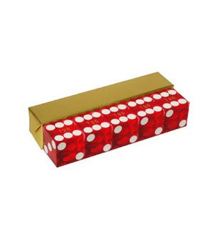 Official Craps Dice, sold by the pair